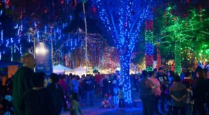 The Mesmerizing Christmas Display In Arizona With Over 1 Million Glittering Lights