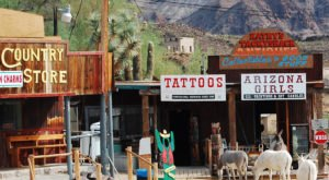 Celebrate Route 66's 91st Birthday By Visiting One Of These 13 Offbeat Locations In Arizona