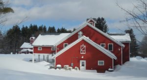 9 Vermont Towns That Positively Come To Life In The Winter