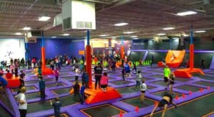 The Most Epic Indoor Playground In Massachusetts Will Bring Out The Kid In Everyone