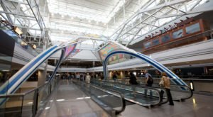 How The Denver Airport Quietly Became One Of The Most Influential Art Destinations In The World