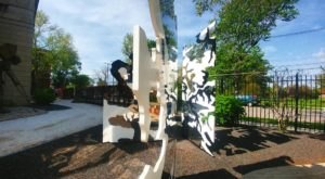 There's A Little Known Unique Sculpture Garden In Columbus… And It's Truly Delightful