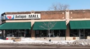 You'll Never Want To Leave This Massive Antique Mall Near Minneapolis