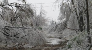 A Massive Ice Storm Froze Oklahoma In 2007 And It Will Never Be Forgotten