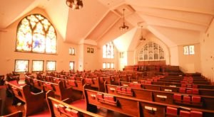 The Little-Known Church Hiding In Dallas – Fort Worth That Is Absolutely Beautiful
