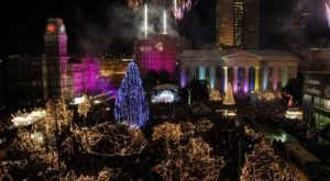 The Winter Walk In Louisville That Will Positively Enchant You