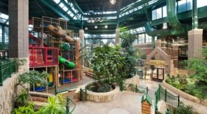 The Most Epic Indoor Playground In Minnesota Will Bring Out The Kid In Everyone