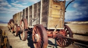 Take A Journey Back In Time on This Fascinating Day Trip In California