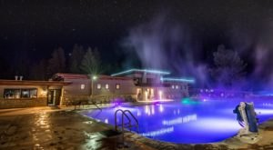 This Luxurious Mountain Hot Spring In Idaho Is Absolutely Divine