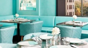 You Can Now Actually Have Breakfast At Tiffany's And It Looks Like A Dream