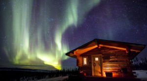 12 Places To Spend The Night With The Northern Lights In Alaska