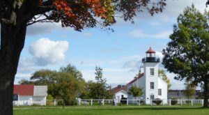 The Upper Peninsula Town That's So Classically Michigan