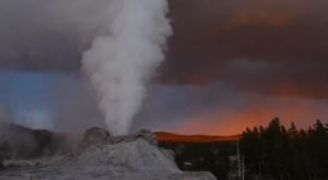 What Scientists Have Discovered About Wyoming's Supervolcano Will Make You Sleep Better Tonight