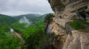 9 Of The Greatest Hiking Trails On Earth Are Right Here In Arkansas