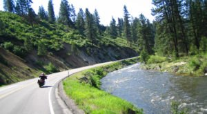 The Highest Road In Idaho Will Lead You On An Unforgettable Journey