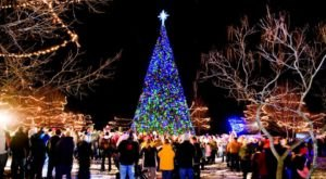 Take An Enchanting Winter Walk Through Crossroads Village In Michigan