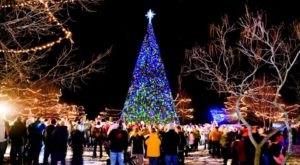 Take An Enchanting Winter Walk Through Crossroads Village In Michigan