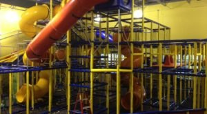 The Most Epic Indoor Playground In Ohio Will Bring Out The Kid In Everyone