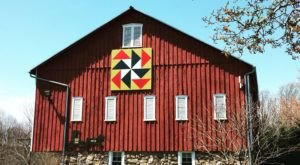 This Barn Quilt Trail In Maryland Is Picture Perfect For Your Next Day Trip