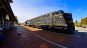 This Train In West Virginia Is Actually A Restaurant And You Need To Visit