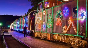 The North Pole Train Ride Near San Francisco That Will Take You On An Unforgettable Adventure