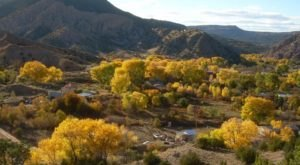 Day Trip To This Delightful New Mexico Town For An Exquisite Fall Day
