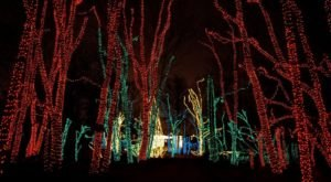 The Mesmerizing Christmas Display In Pennsylvania With 3 Million Glittering Lights