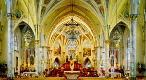 The Little-Known Church Hiding In Massachusetts That Is An Absolute Work Of Art