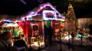 The Christmas Village In New York That Becomes Even More Magical Year After Year