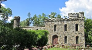 The Hidden Castle In Massachusetts That Almost No One Knows About