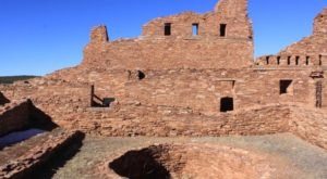 You Must Add These Magnificent Ruins To Your New Mexico Bucket List