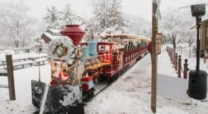 The North Pole Train Ride Near Chicago That Will Take You On An Unforgettable Adventure