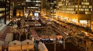 Chicago Has Its Very Own German Christmas Market And You'll Want To Visit