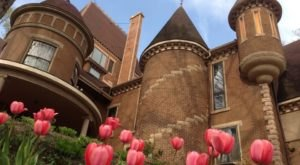 The Hidden Castle In Illinois That Almost No One Knows About