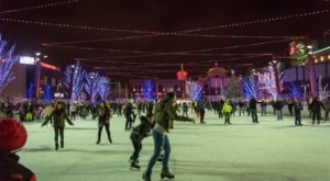 9 Best Places In Illinois For A Magical Evening Of Ice Skating