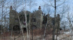 The Hidden Castle In New Hampshire That Almost No One Knows About