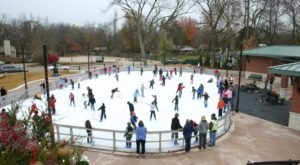 12 Winter Attractions For The Family In Arkansas That Don't Involve Long Lines At The Mall