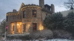The Hidden Castle In Kansas That Almost No One Knows About