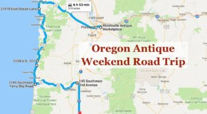 Here's The Perfect Weekend Itinerary If You Love Exploring Oregon's Best Antique Stores