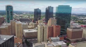 What This Drone Footage Caught In Dallas – Fort Worth Will Drop Your Jaw