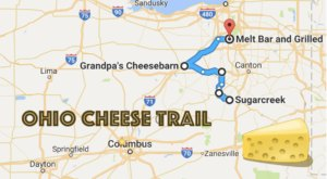 Take This Cheese Trail Through Ohio For A Truly Scrumptious Day Trip