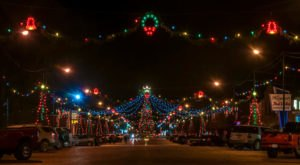 The Christmas Village In Kansas That Becomes Even More Magical Year After Year