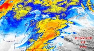 A Massive Blizzard Blanketed Baltimore In Snow In 1996 And It Will Never Be Forgotten
