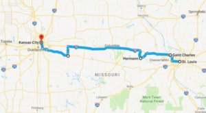 The Magical Road Trip Will Take You Through Missouri's Most Charming Christmas Towns