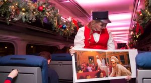 The North Pole Train Ride In New Jersey That Will Take You On An Unforgettable Adventure