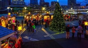 The German Christmas Market, Baltimore's Christmas Village, Is A One-Of-A-Kind Place To Visit In Maryland