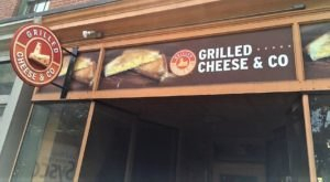 The Restaurant In Baltimore That Serves Grilled Cheese To Die For