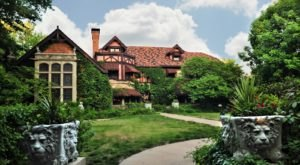 This Stunning Bed And Breakfast In Kansas Is The Perfect Place For A Magical Getaway