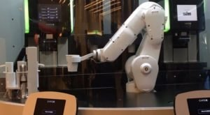 A Robot Makes Your Coffee At This Northern California Cafe And It's Awesome