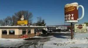 The Best Root Beer Float In Idaho Can Be Found At This Retro Drive-In
